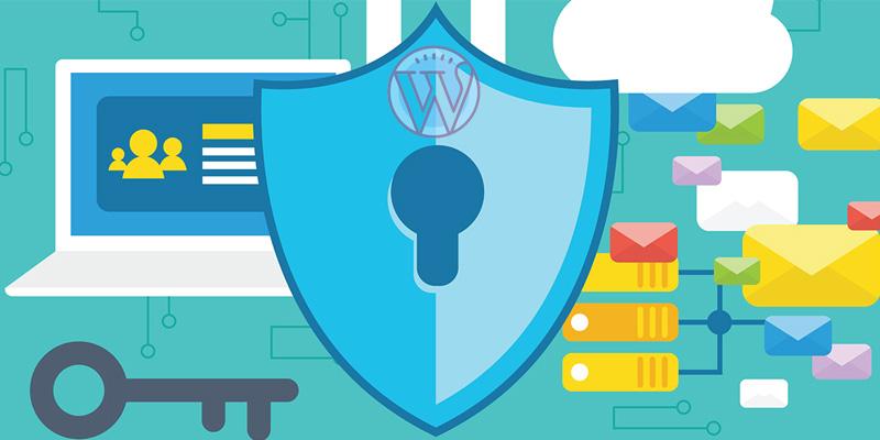 راهنمای اساسی افزایش امنیت سایت در وردپرس