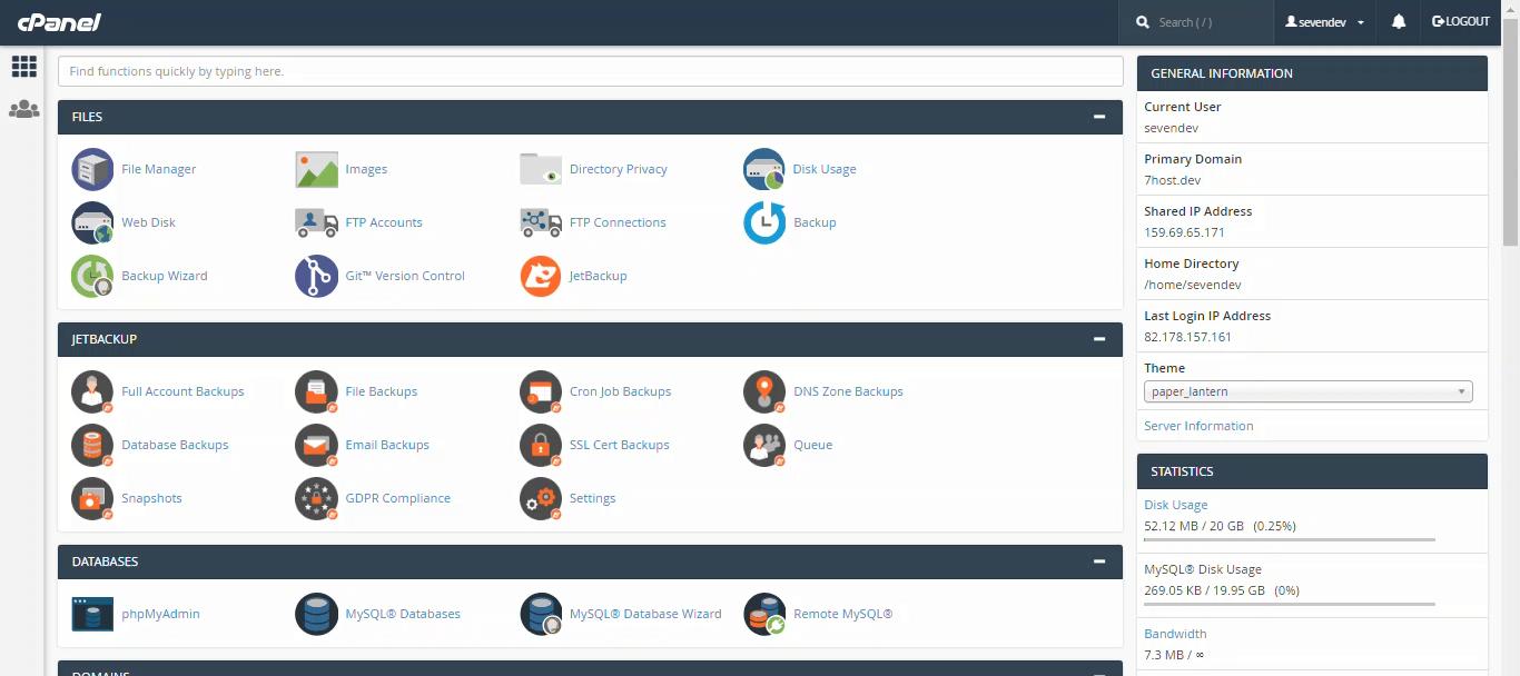 نصب آسان وردپرس ازطریق ابزار WordPress Manager