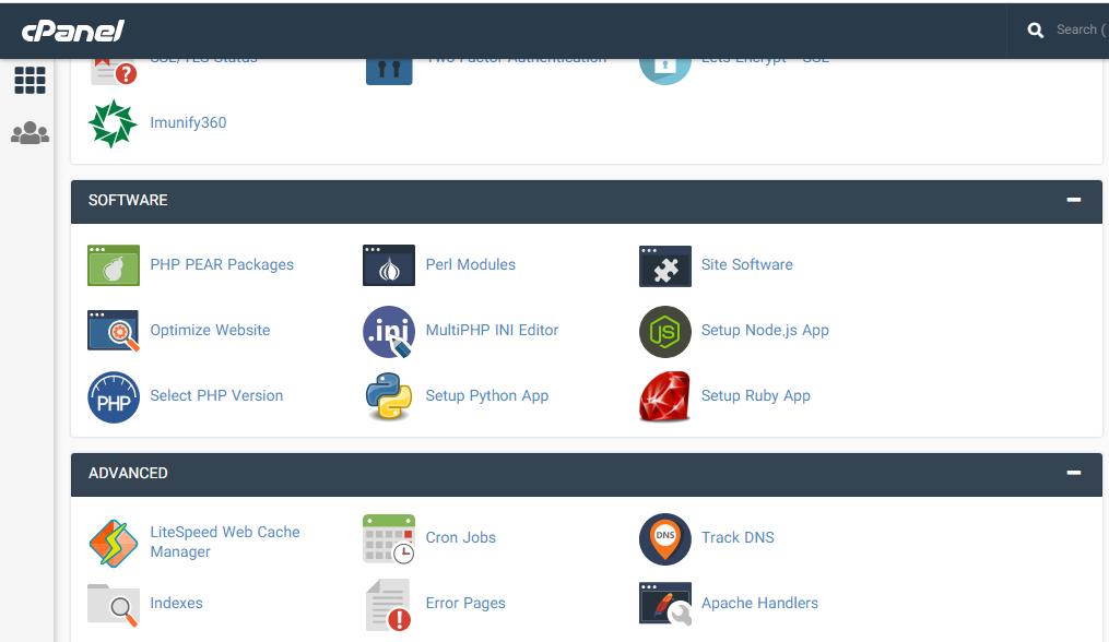 آموزش تغییر نسخه PHP سی پنل