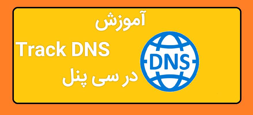 آموزش Track DNS در سی پنل